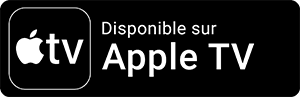 Disponible sur Apple TV