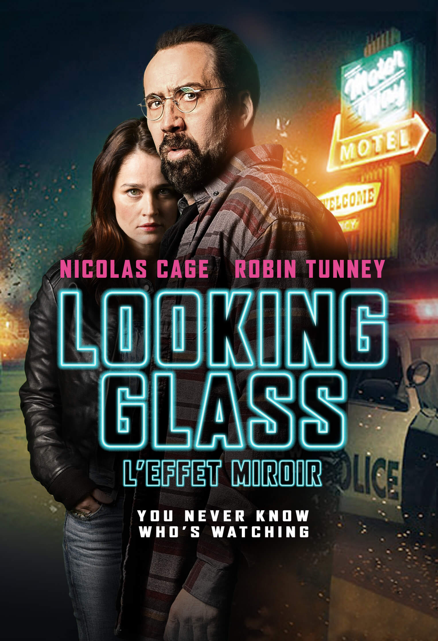 Looking Glass Film